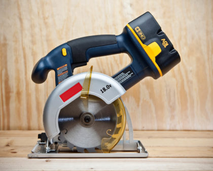 When Hand Tools Beat Power Tools?