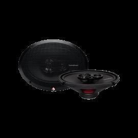 Rockford Fosgate R169X3 Prime 6 x 9 Inch 3-Way Full-Range Coaxial Speaker 1