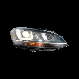 Volkswagen Golf 7 Bi Xenon Headlights Left Right LED RHD VW OEM 5G1941033 3