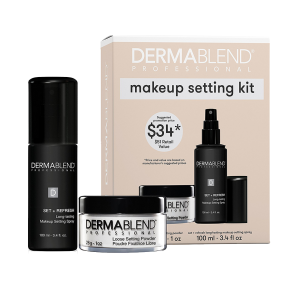 Dermablend Makeup Setting Gift Set