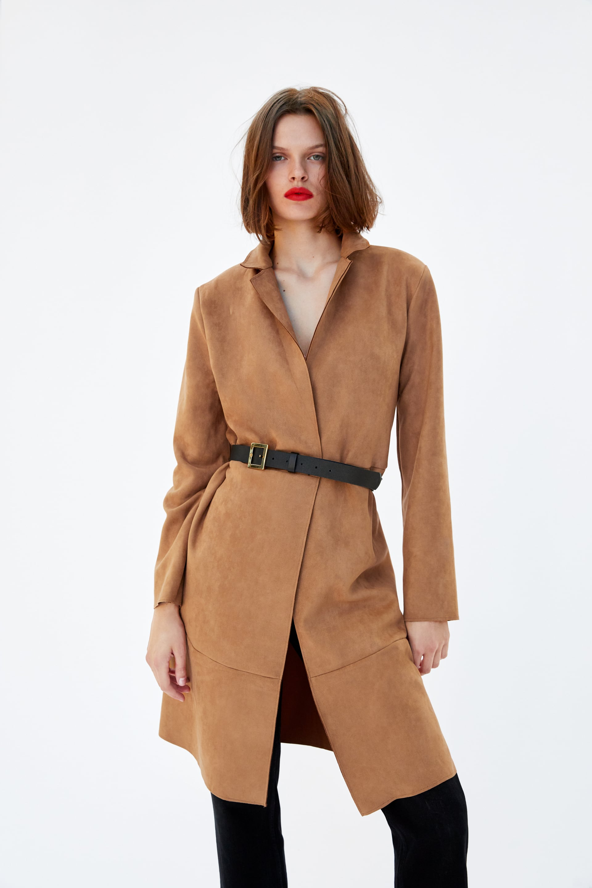 FAUX SUEDE COAT_1