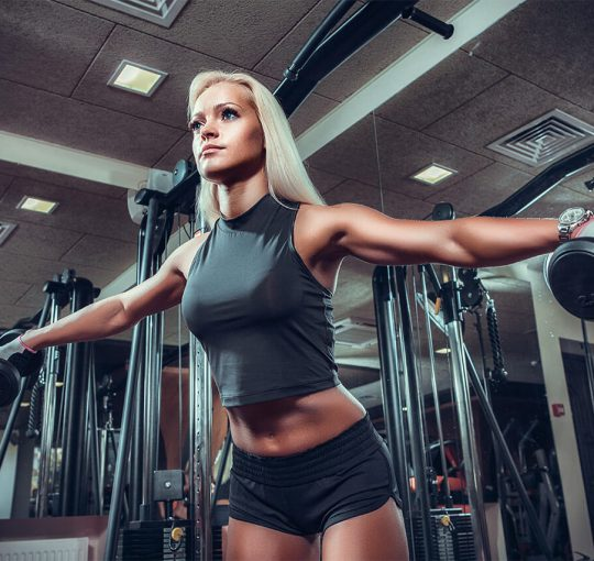 Weightlifting Program Plan: Be Flexible With the Prescriptions