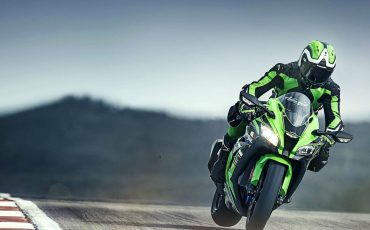 "Kawasaki's ""Spirit Charger""  is the future of racing"