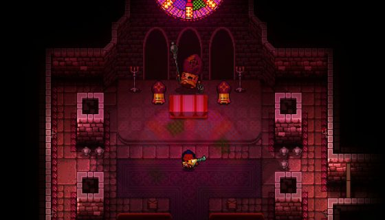 """""""Enter the Gungeon"""" arcade game will be released soon"""