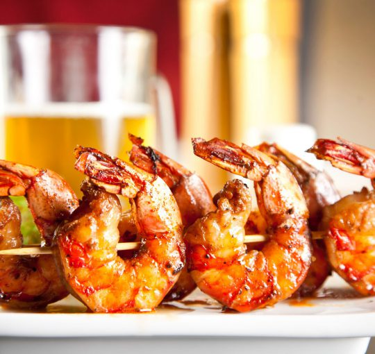 Best Dishes with Shrimp
