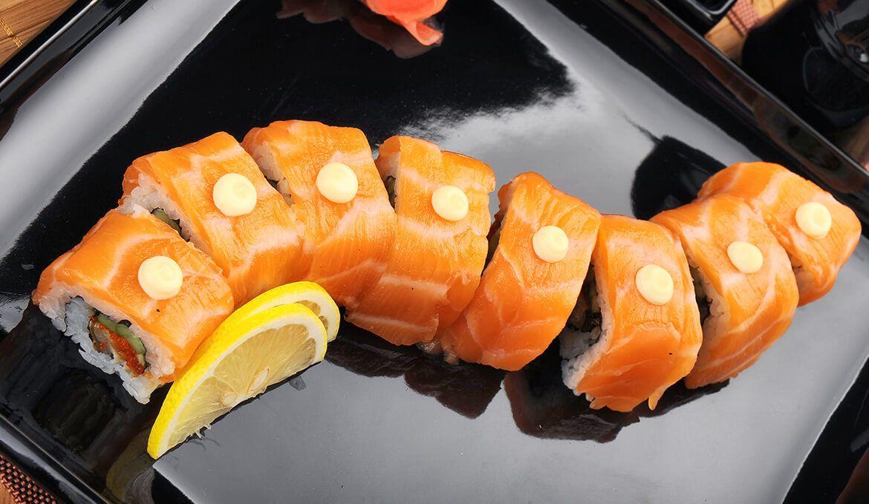 Halibut / Hirame Sushi