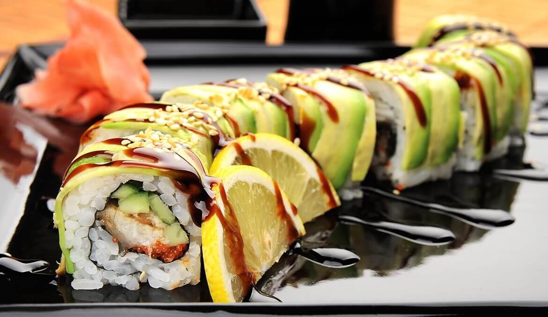 Bincho Maguro Sushi