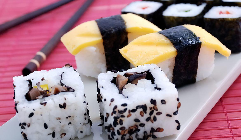 Shrimp / Ebi Sushi