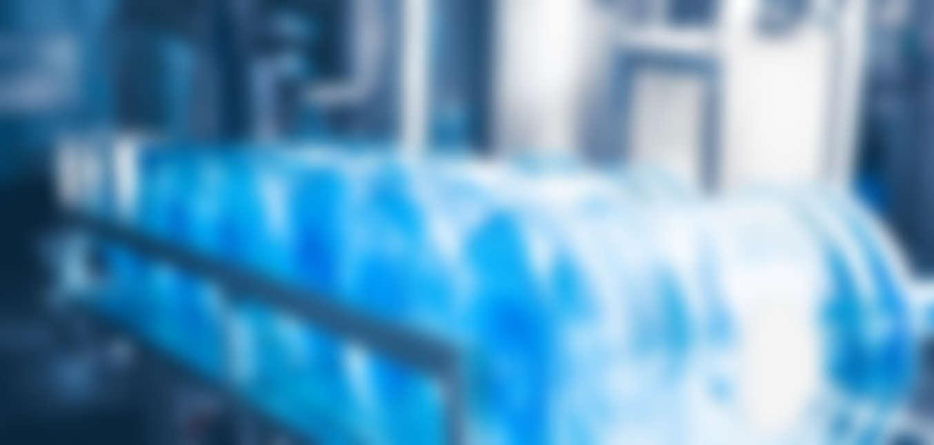 DevTech building PET bottle and preform plant