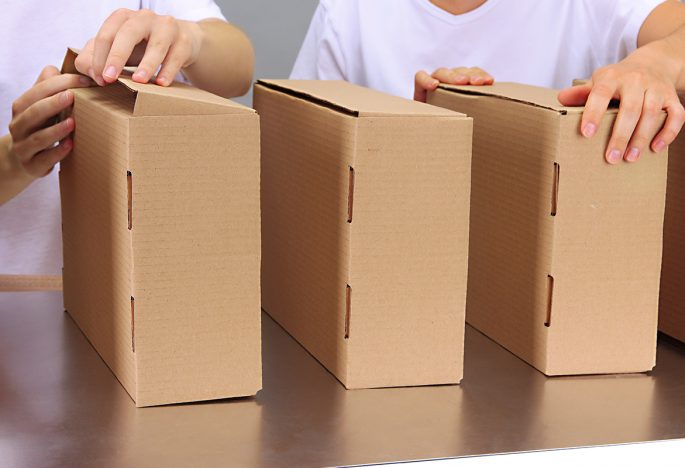 Get Extra Packaging Supplies