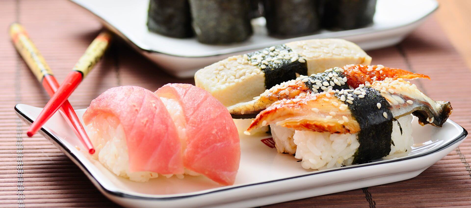 Learning to Cook Sushi