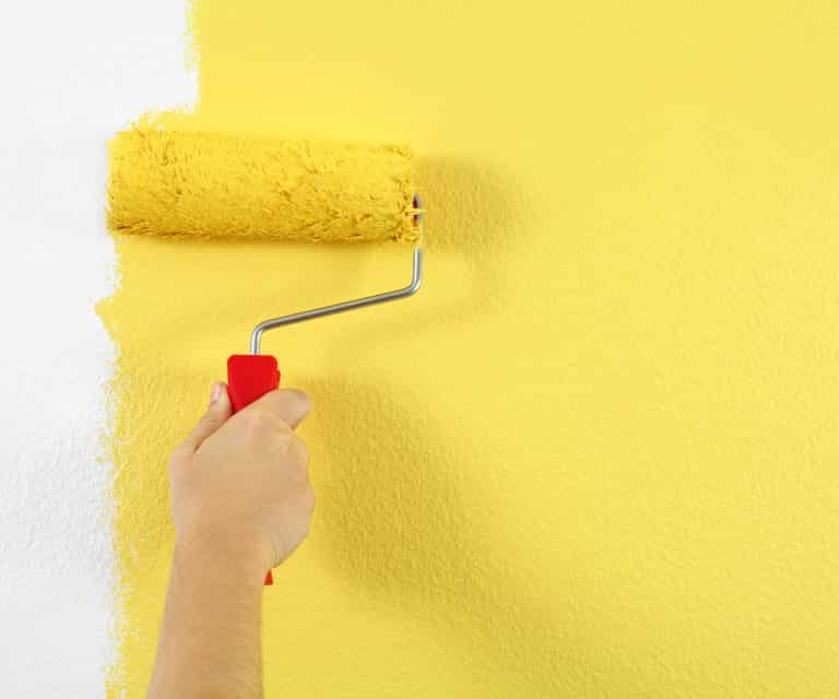 Tackling the Painting for Open Space Offices
