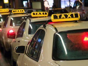 Cab Types: Luxury Sedans