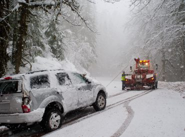 Entertaining Cases of Auto Towing Last Winter