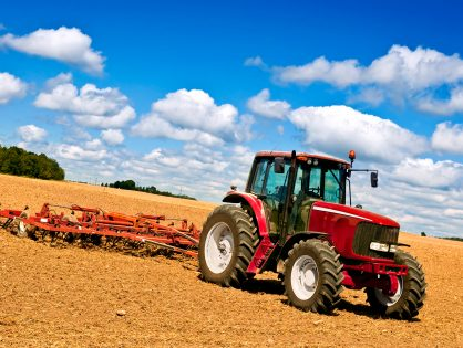 Best harvesting tractors for farms