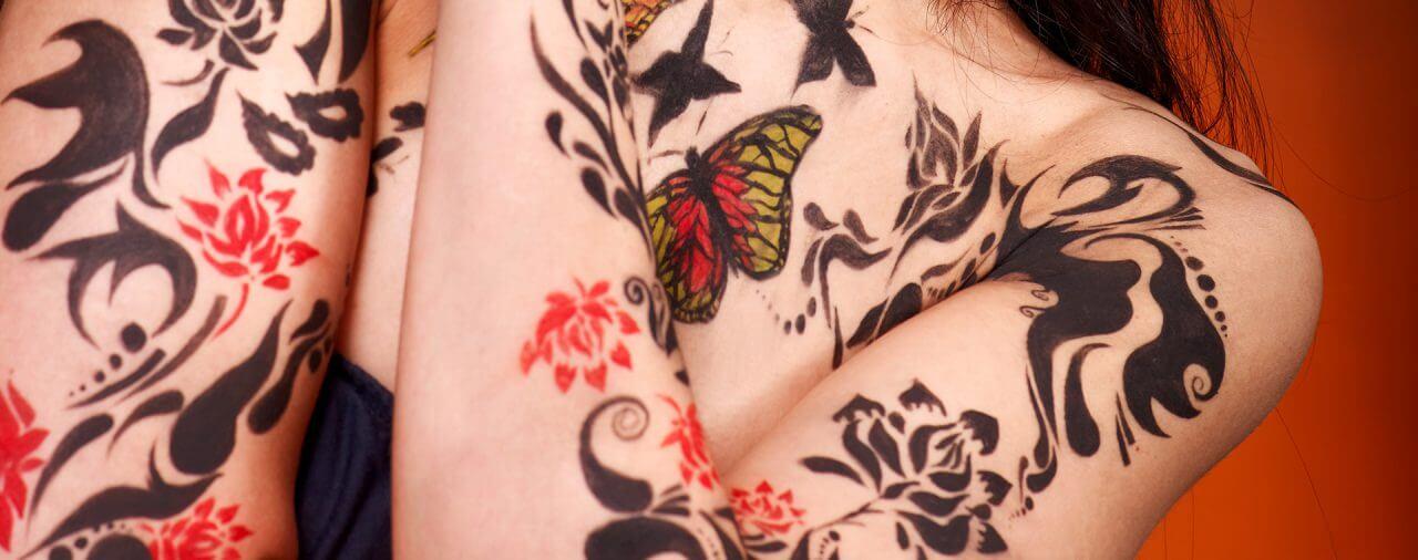 Symbolic tattoos found on ancient Egyptian mummy