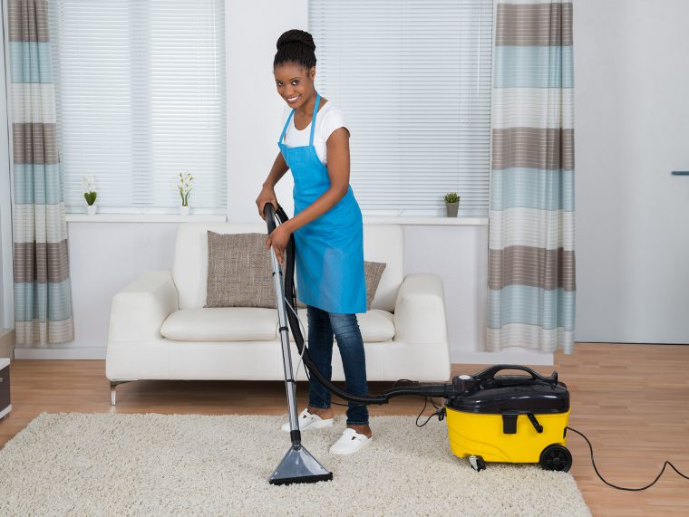 Carpet Cleaning Maintenance