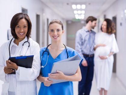 Nurses Portrait
