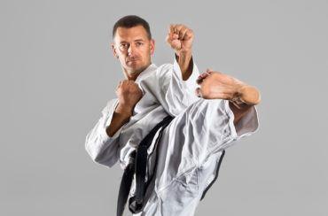 Fight House's MMA's first Judo green belt