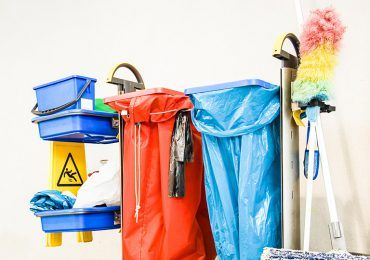 How big is the organic cleaning by now?