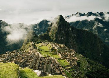 WALKING TO MACHU PICCHU, PERU